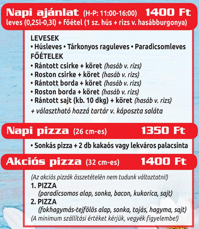 4c9229b464 Don Carlos Pizzéria - pizza házhozszállítás - rendelés, olasz étel ...